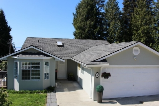 Main Photo: 4847 BLUEBERRY Place in Sechelt: Sechelt District House for sale (Sunshine Coast)  : MLS(r) # R2054705