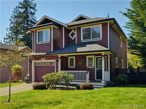 Main Photo: 3424 Pattison Way in VICTORIA: Co Triangle Single Family Detached for sale (Colwood)  : MLS® # 363484