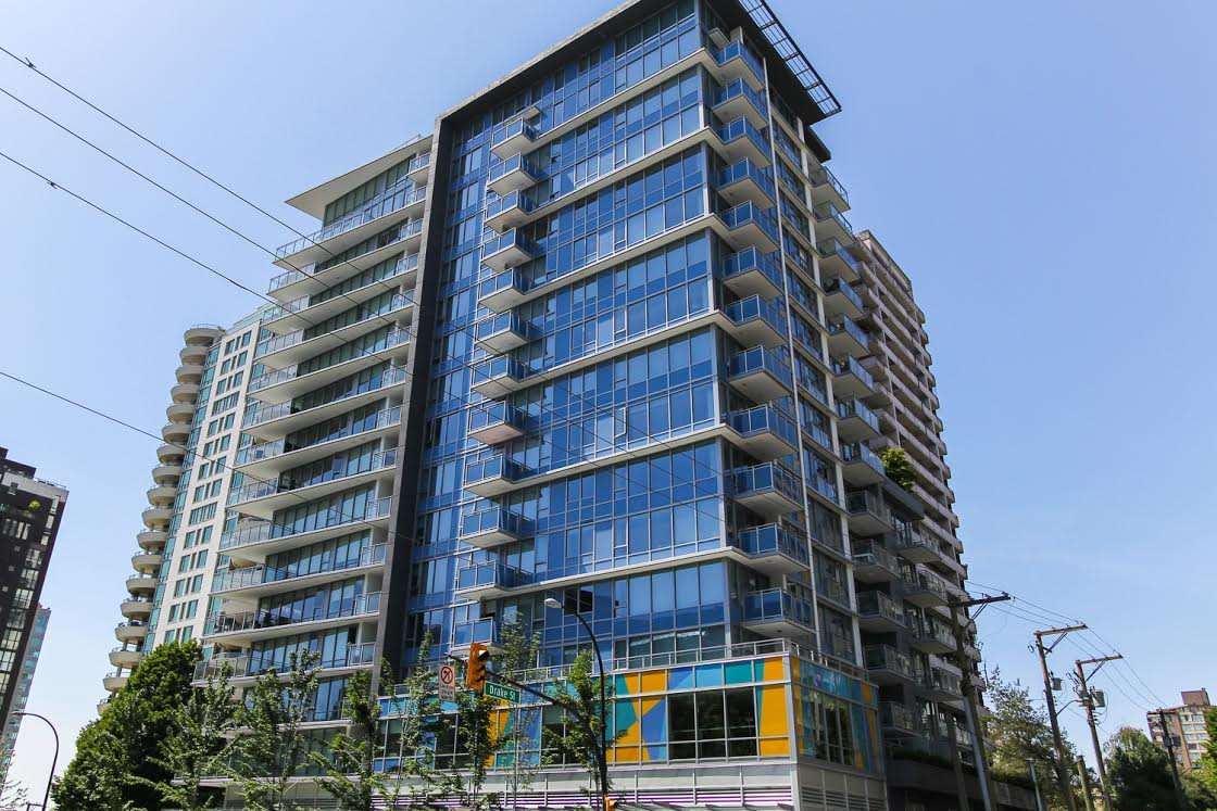 "Photo 2: 802 1009 HARWOOD Street in Vancouver: West End VW Condo for sale in ""MODERN"" (Vancouver West)  : MLS(r) # R2075325"