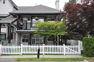 "Main Photo: 79 12099 237 Street in Maple Ridge: East Central Townhouse for sale in ""GABRIOLA"" : MLS® # R2087485"