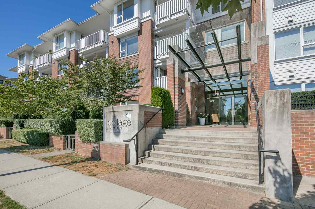 "Main Photo: 103 4783 DAWSON Street in Burnaby: Brentwood Park Condo for sale in ""Collage"" (Burnaby North)  : MLS® # R2100540"