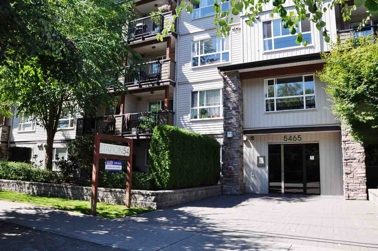 "Main Photo: 203 5465 203 Street in Langley: Langley City Condo for sale in ""STATION 54"" : MLS(r) # R2100862"