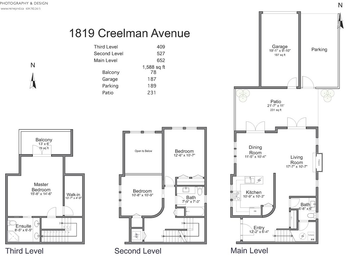 Photo 20: 1819 CREELMAN Avenue in Vancouver: Kitsilano House 1/2 Duplex for sale (Vancouver West)  : MLS® # R2120569