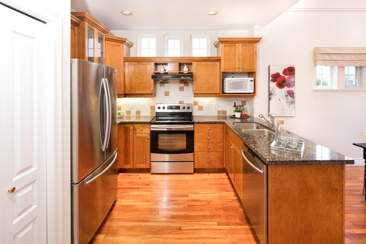 Photo 6: 1819 CREELMAN Avenue in Vancouver: Kitsilano House 1/2 Duplex for sale (Vancouver West)  : MLS® # R2120569