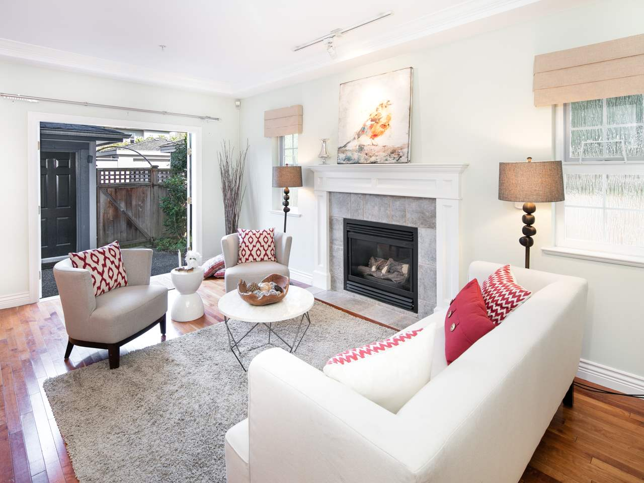 Main Photo: 1819 CREELMAN Avenue in Vancouver: Kitsilano House 1/2 Duplex for sale (Vancouver West)  : MLS(r) # R2120569