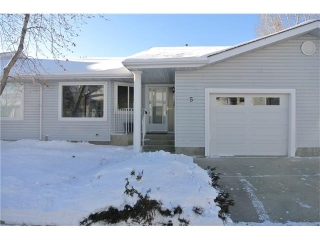 Main Photo: 5 LINCOLN Manor SW in Calgary: Lincoln Park House for sale : MLS(r) # C4092804