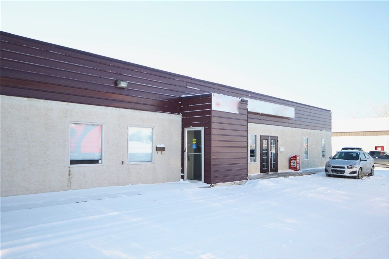 Main Photo: 5729 40 Avenue: Wetaskiwin Office for sale or lease : MLS® # E4048949