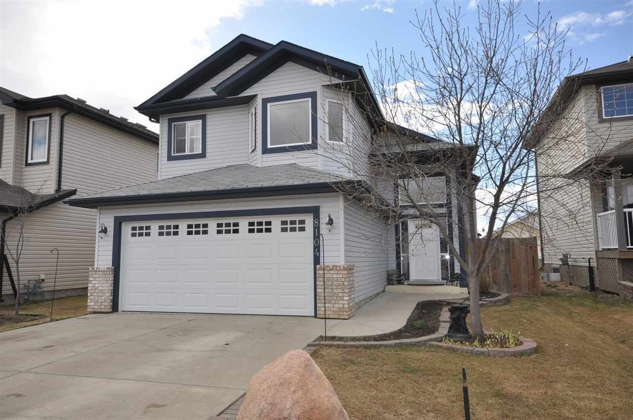 Main Photo: 8104 96 Street: Morinville House for sale : MLS(r) # E4056604