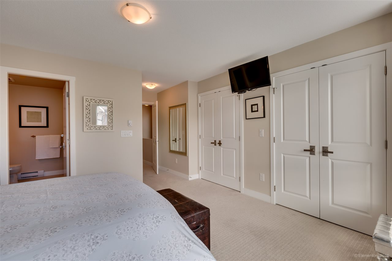 "Photo 15: 116 1460 SOUTHVIEW Street in Coquitlam: Burke Mountain Townhouse for sale in ""CEDAR CREEK"" : MLS(r) # R2155747"