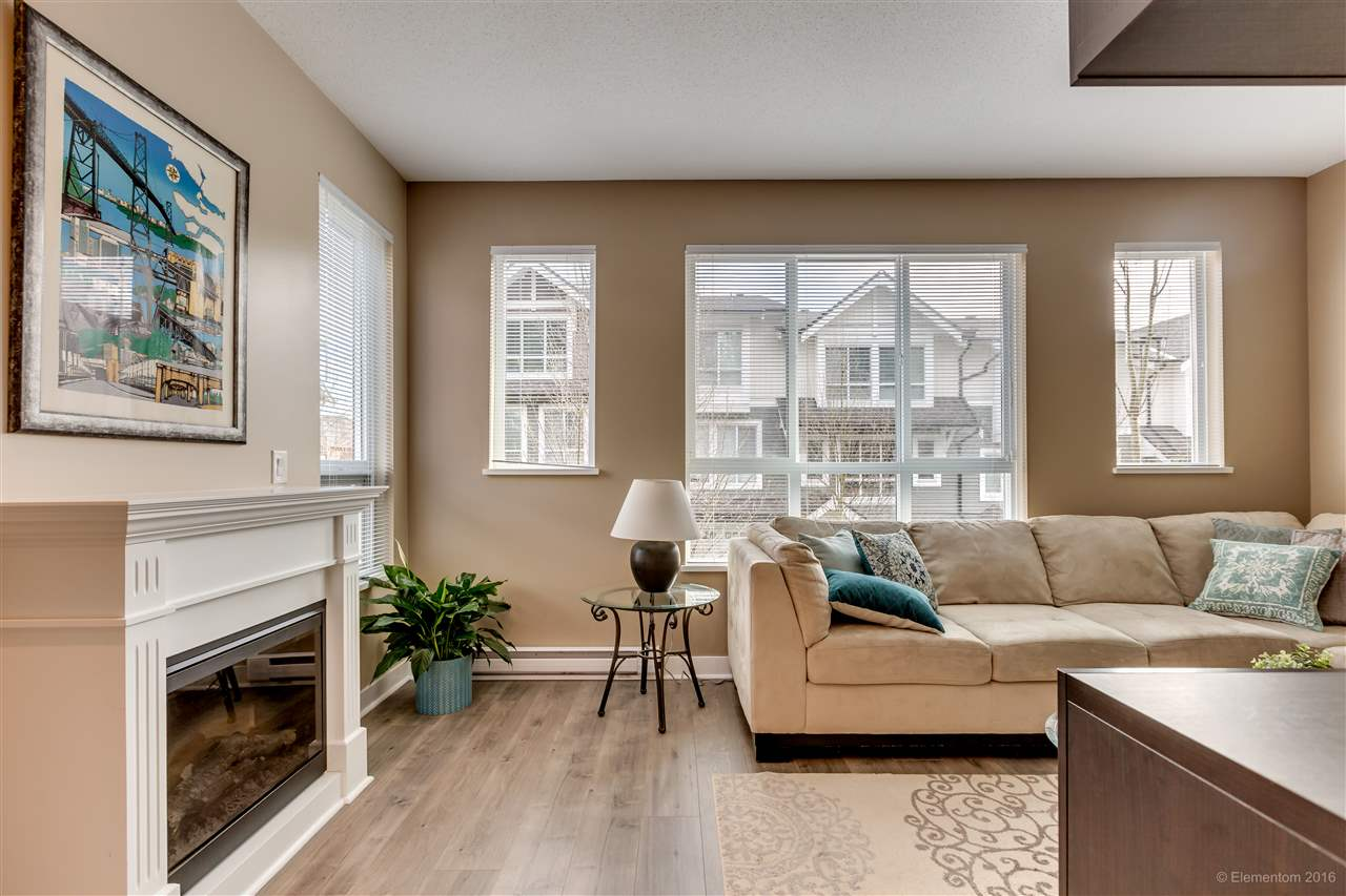 "Photo 8: 116 1460 SOUTHVIEW Street in Coquitlam: Burke Mountain Townhouse for sale in ""CEDAR CREEK"" : MLS(r) # R2155747"