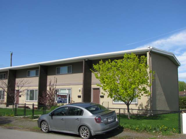 Main Photo: 1 282 PARK STREET in : North Kamloops Townhouse for sale (Kamloops)  : MLS® # 140049