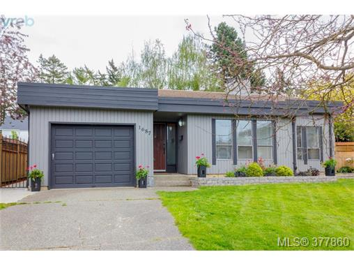 Main Photo: 1687 Brousson Drive in VICTORIA: SE Gordon Head Single Family Detached for sale (Saanich East)  : MLS® # 377860