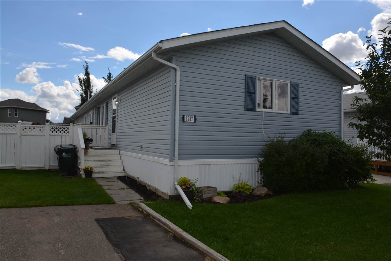 Main Photo: 1737 Jubilee Loop: Sherwood Park Mobile for sale : MLS(r) # E4067541