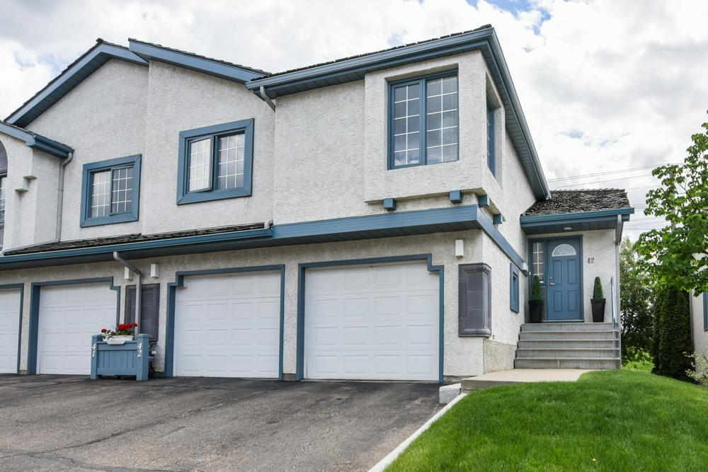 Main Photo: 42 1130 FALCONER Road in Edmonton: Zone 14 Townhouse for sale : MLS(r) # E4067916