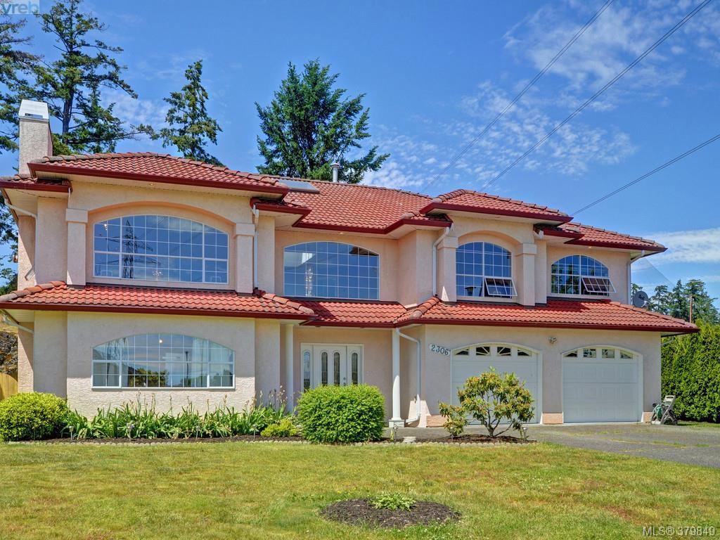 Main Photo: 2306 Evelyn Heights in VICTORIA: VR Hospital Single Family Detached for sale (View Royal)  : MLS(r) # 379849