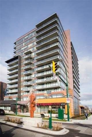Main Photo: 607 8588 CORNISH Street in Vancouver: S.W. Marine Condo for sale (Vancouver West)  : MLS® # R2193777