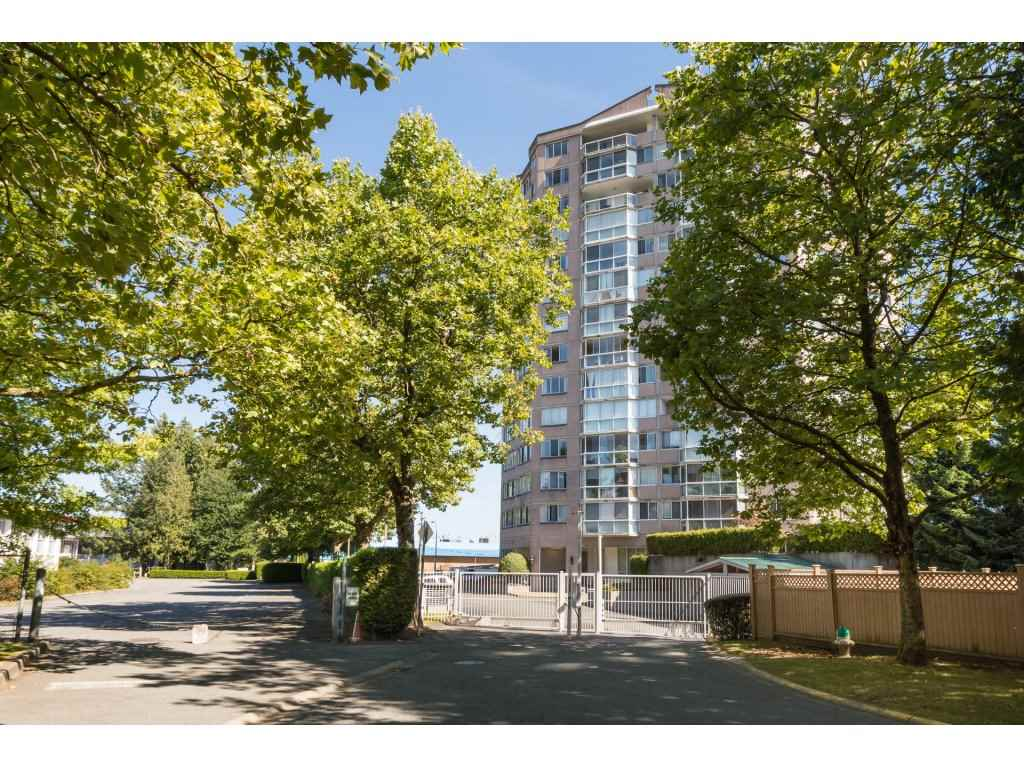 "Main Photo: 1206 11881 88 Avenue in Delta: Annieville Condo for sale in ""KENNEDY HEIGHTS TOWER"" (N. Delta)  : MLS® # R2196314"