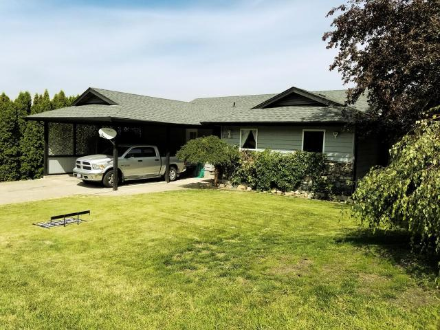 Main Photo: 2442 QU'APPELLE Boulevard in : Juniper Heights House for sale (Kamloops)  : MLS® # 142239