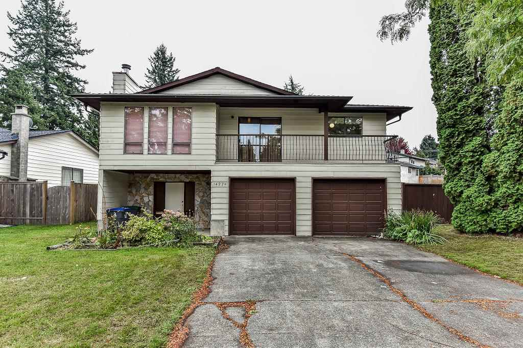 Main Photo: 14226 72A Avenue in Surrey: East Newton House for sale : MLS® # R2209608