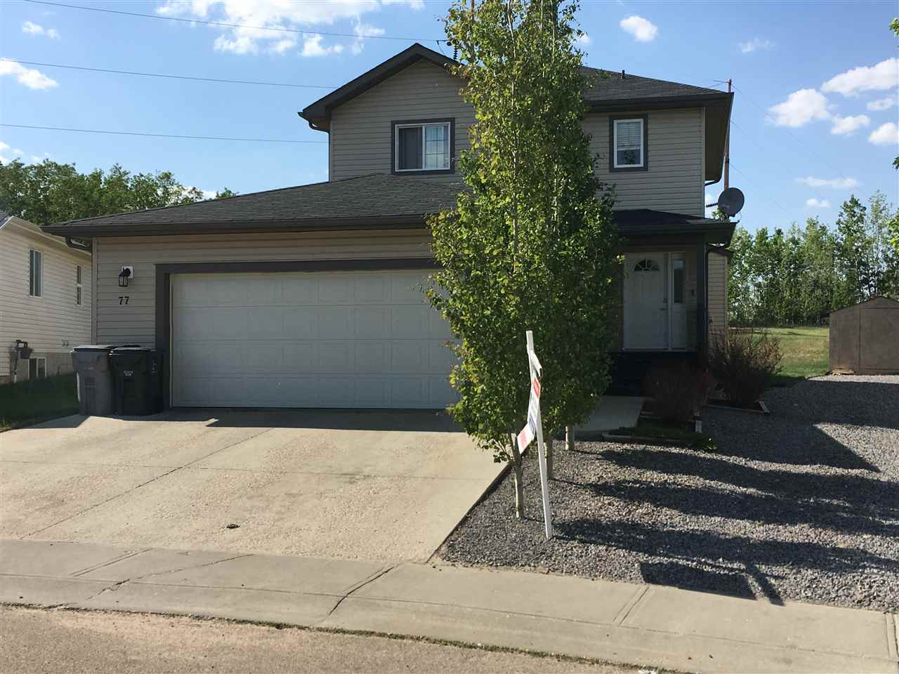 Main Photo: 77 Grayridge Crescent: Stony Plain House for sale : MLS®# E4094385