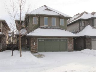 Main Photo: 607 ADAMS Way SW in Edmonton: Zone 56 House for sale : MLS® # E4096659