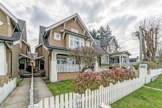 Main Photo: 5868 WALES Street in Vancouver: Killarney VE House 1/2 Duplex for sale (Vancouver East)  : MLS® # R2249719