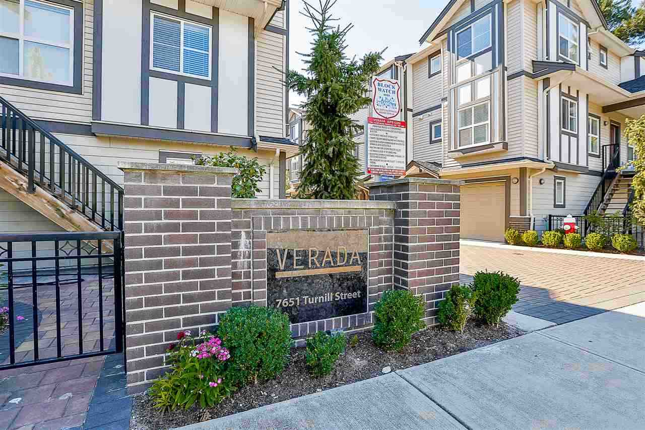 Main Photo: 5 7651 TURNILL Street in Richmond: McLennan North Townhouse for sale : MLS®# R2313455