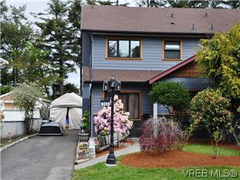 Main Photo: 353 Pooley Place in VICTORIA: Es Old Esquimalt Strata Duplex Unit for sale (Esquimalt)  : MLS® # 293343