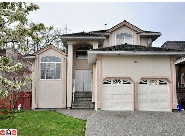 Main Photo: 15449 82A Avenue in Surrey: Fleetwood Tynehead House for sale : MLS® # F1122243