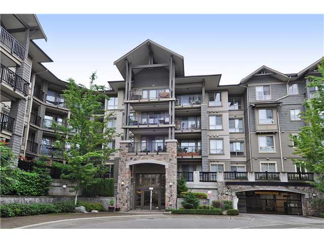 "Main Photo: 101 2969 WHISPER Way in Coquitlam: Westwood Plateau Condo for sale in ""SUMMERLIN"" : MLS® # V909010"