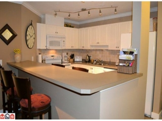 "Main Photo: 112 33728 KING Road in Abbotsford: Poplar Condo for sale in ""College Park"" : MLS® # F1124351"