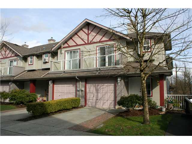 "Main Photo: # 6 11229 232ND ST in Maple Ridge: East Central Condo for sale in ""FOXFIELD"" : MLS® # V936880"