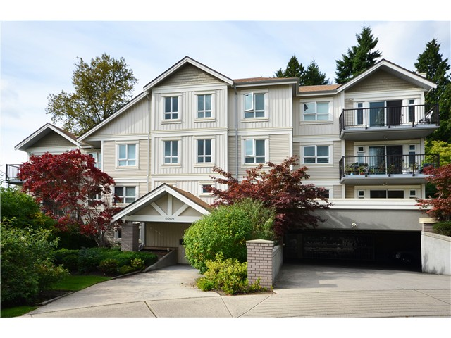 "Main Photo: 204 6969 21ST Avenue in Burnaby: Highgate Condo for sale in ""Stratford"" (Burnaby South)  : MLS® # V1029047"