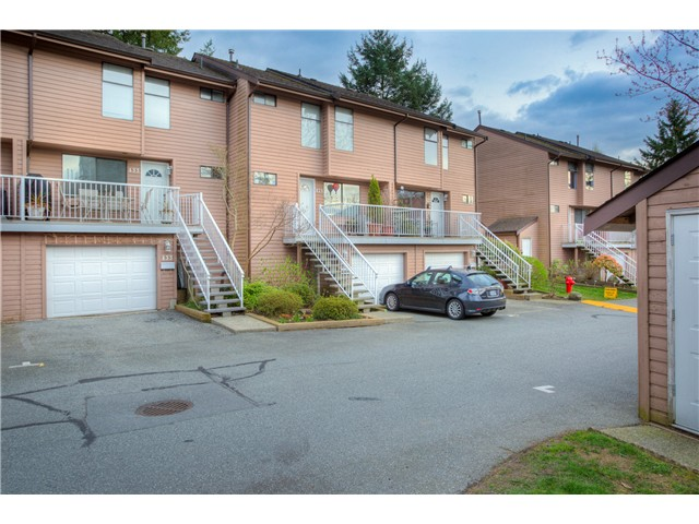 "Main Photo: 433 CARLSEN Place in Port Moody: North Shore Pt Moody Townhouse for sale in ""EAGLE POINT"" : MLS® # V1059452"