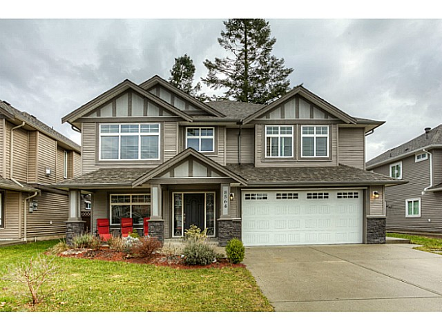 Main Photo: 8564 ALEXANDRA Street in Mission: Mission BC House for sale : MLS(r) # F1430521