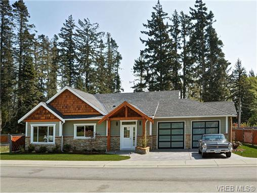 Main Photo: 6867 Eve Grove in SOOKE: Sk Sooke Vill Core Single Family Detached for sale (Sooke)  : MLS® # 349832