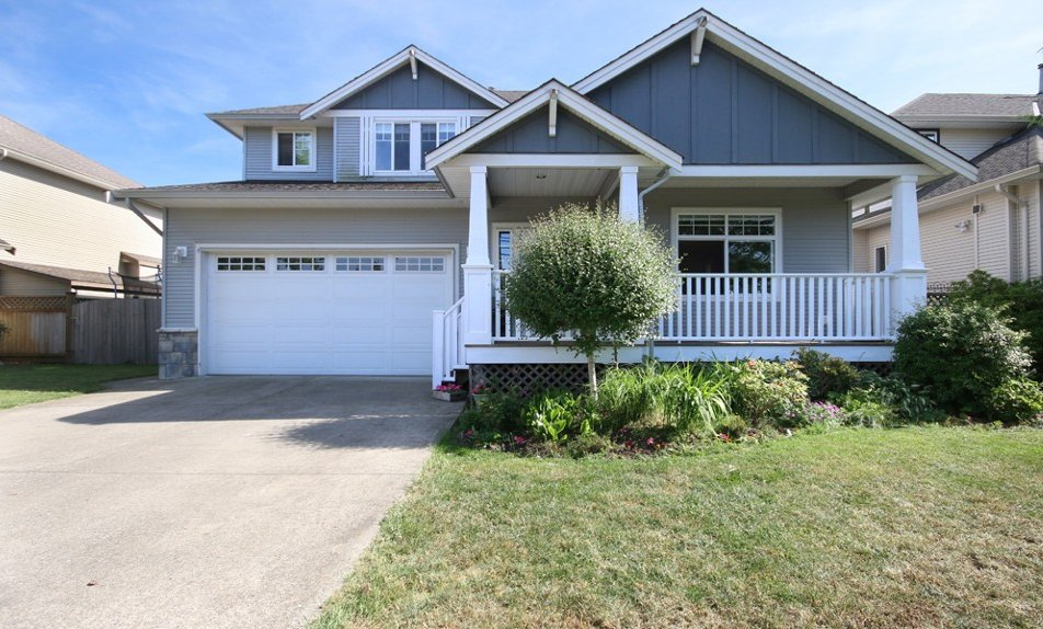 "Main Photo: 27802 PULLMAN Avenue in Abbotsford: Aberdeen House for sale in ""West Abbotsford Station"" : MLS® # F1444433"