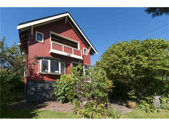 Main Photo: 1733 WATERLOO Street in Vancouver: Kitsilano House for sale (Vancouver West)  : MLS® # V1142962