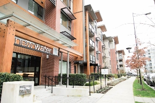 "Main Photo: 220 3133 RIVERWALK Avenue in Vancouver: Champlain Heights Condo for sale in ""New Water"" (Vancouver East)  : MLS® # R2045619"
