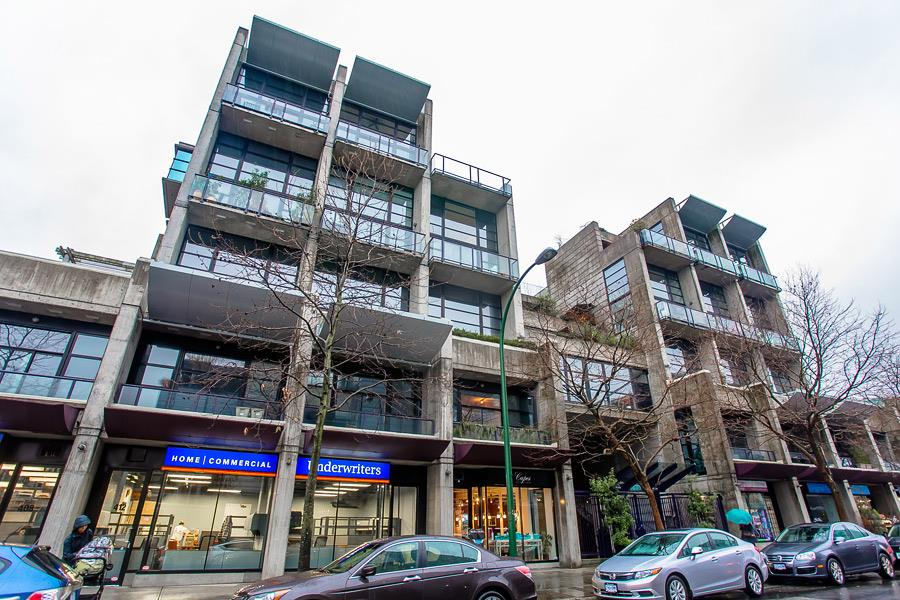 "Photo 15: 213 428 W 8TH Avenue in Vancouver: Mount Pleasant VW Condo for sale in ""XL LOFTS"" (Vancouver West)  : MLS(r) # R2058553"