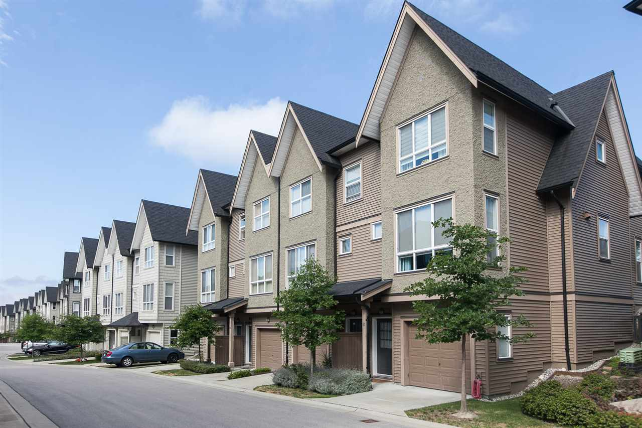 "Main Photo: 79 10489 DELSOM Crescent in Delta: Nordel Townhouse for sale in ""Eclipse"" (N. Delta)  : MLS® # R2097423"