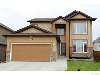 Main Photo: 67 Mike Ruta Court in Winnipeg: Amber Trails Residential for sale (4F)  : MLS® # 1626848