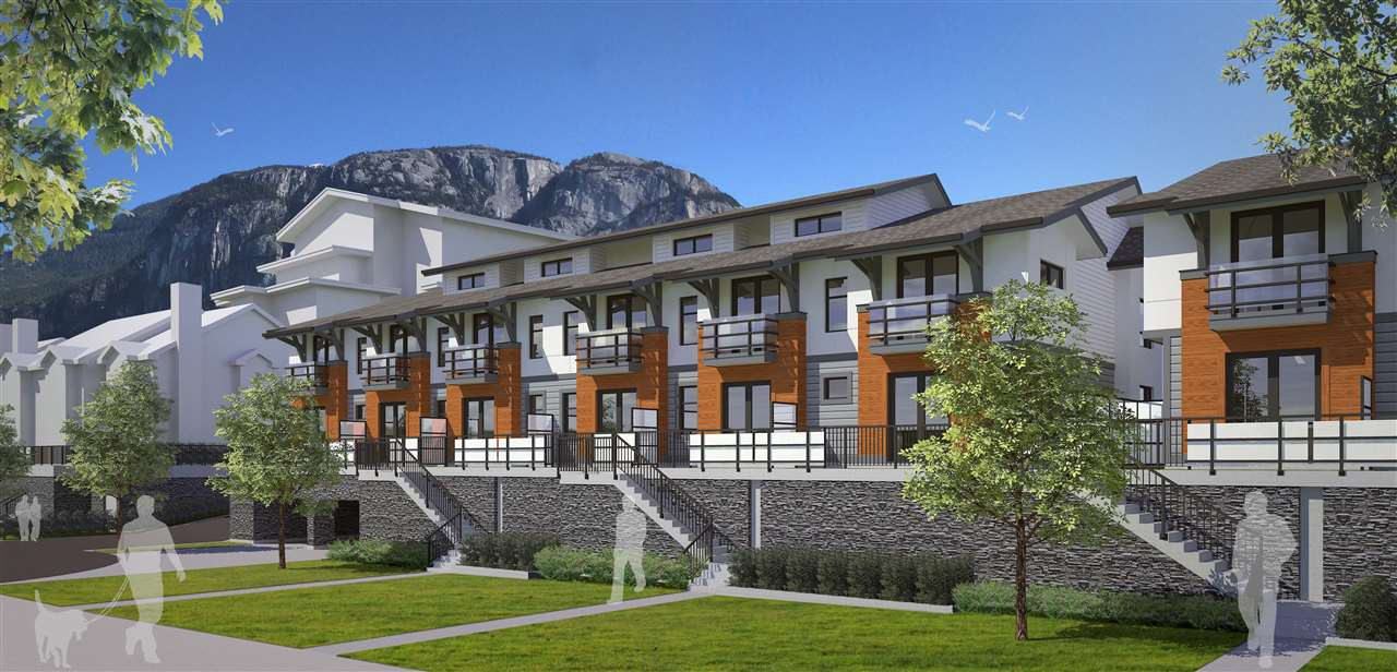 "Main Photo: 90 1188 MAIN Street in Squamish: Downtown SQ Townhouse for sale in ""SOLEIL AT COASTAL VILLAGE"" : MLS® # R2123151"