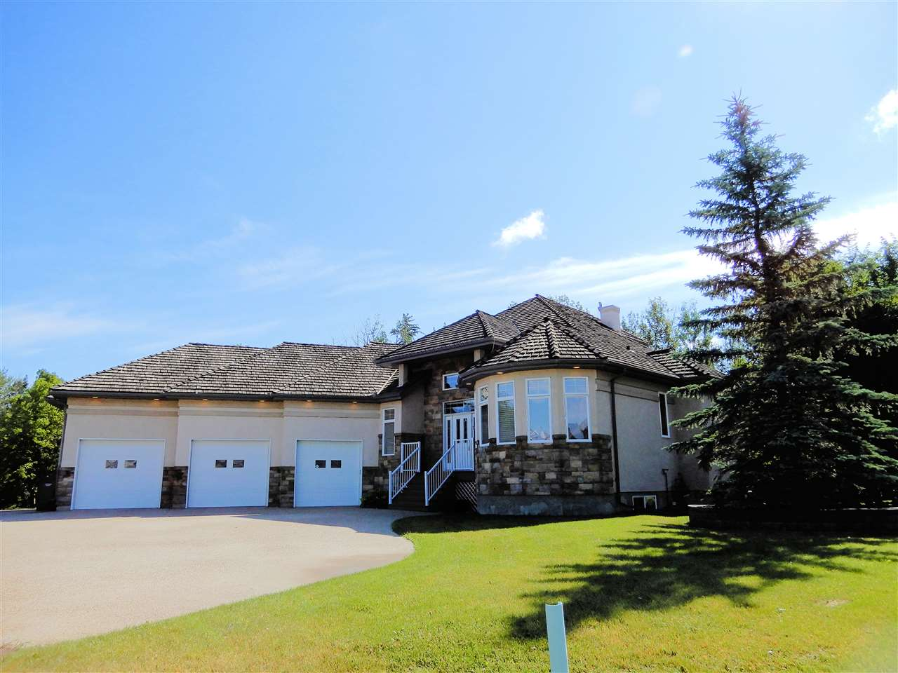 Main Photo: 72, 53217 RGE RD 263 Road: Rural Parkland County House for sale : MLS(r) # E4048478