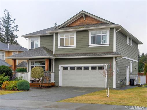Main Photo: 2430 Driftwood Drive in SOOKE: Sk Sunriver Single Family Detached for sale (Sooke)  : MLS®# 374017