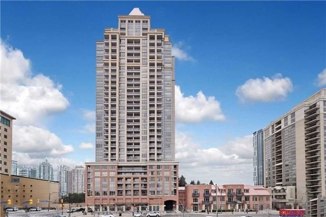 Main Photo: 2311 4090 Living Arts Drive in Mississauga: City Centre Condo for lease : MLS® # W3713001