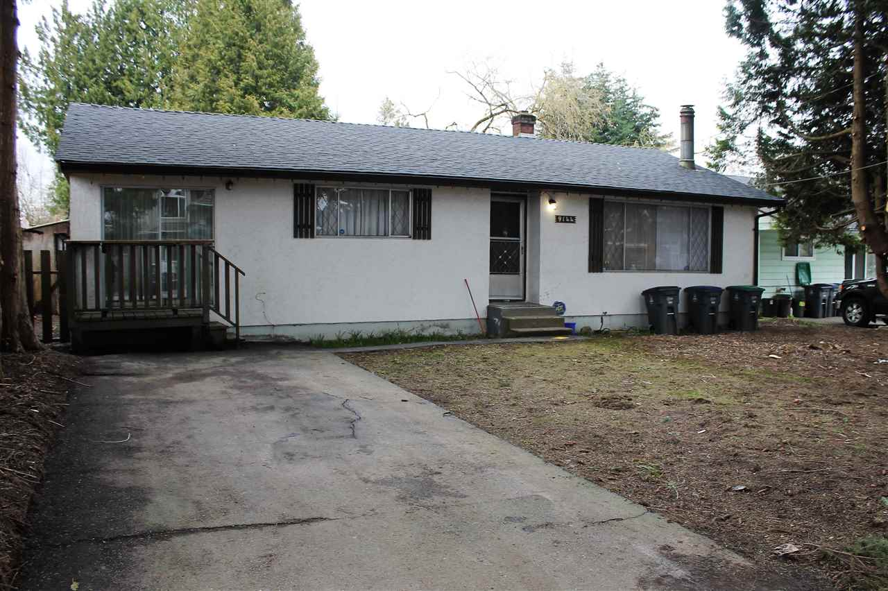"Main Photo: 9144 135A Street in Surrey: Queen Mary Park Surrey House for sale in ""QUEEN MARY PARK"" : MLS(r) # R2153761"