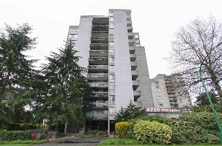 "Main Photo: 1406 6759 WILLINGDON Avenue in Burnaby: Metrotown Condo for sale in ""BALMORAL ON THE PARK"" (Burnaby South)  : MLS(r) # R2158072"