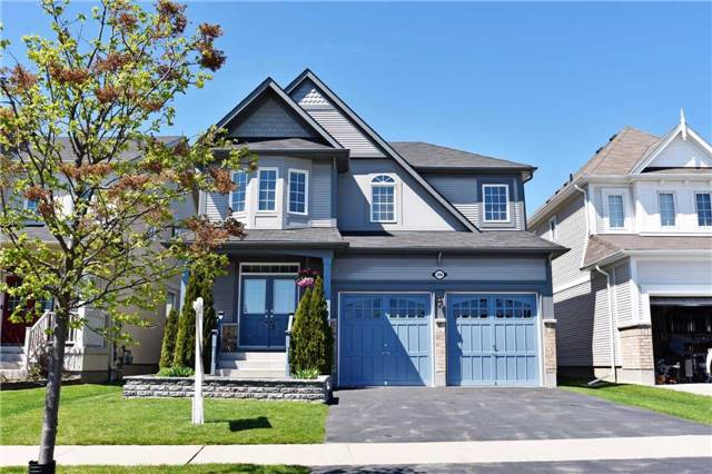 Main Photo: 206 Bons Avenue in Clarington: Bowmanville House (2-Storey) for sale : MLS®# E3789249