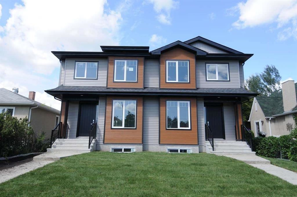 Main Photo: 2 11516 101 Street in Edmonton: Zone 08 House Half Duplex for sale : MLS® # E4063332